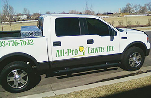 About Our Lawn Care & Landscaping Company | All Pro Lawns Inc
